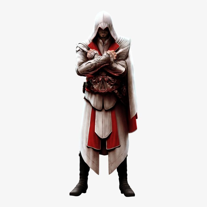 Char Ezio - Ezio Auditore Assassin's Creed Brotherhood, transparent png #598062