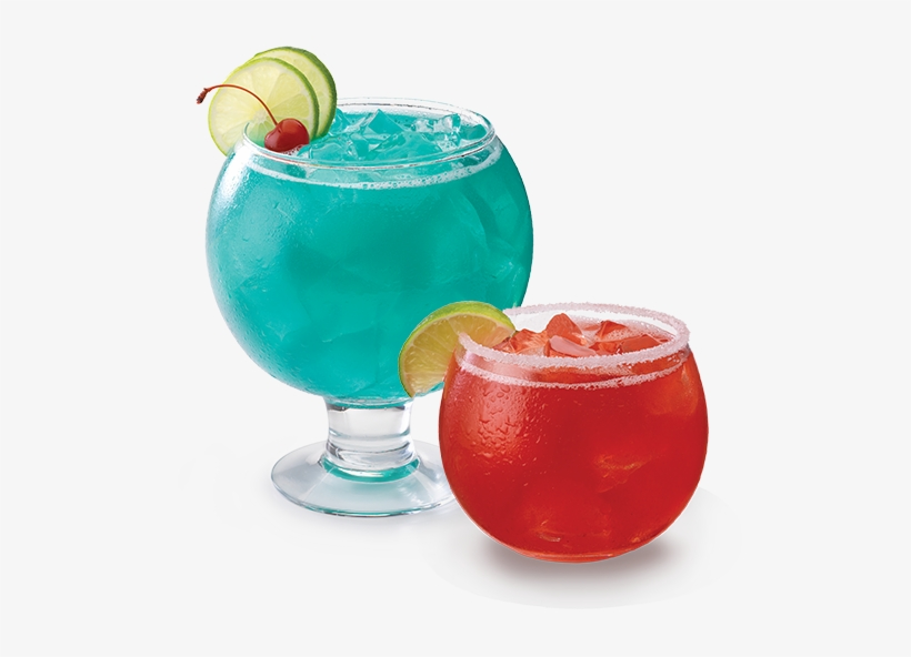Our Signature Margarita Made With Tequila, Triple Sec, - Fish Bowl Cocktail Png, transparent png #598094