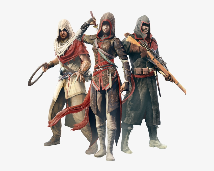 Download Download Png - Assassin's Creed Chronicles Trilogy Pack Xbox One Game, transparent png #598407