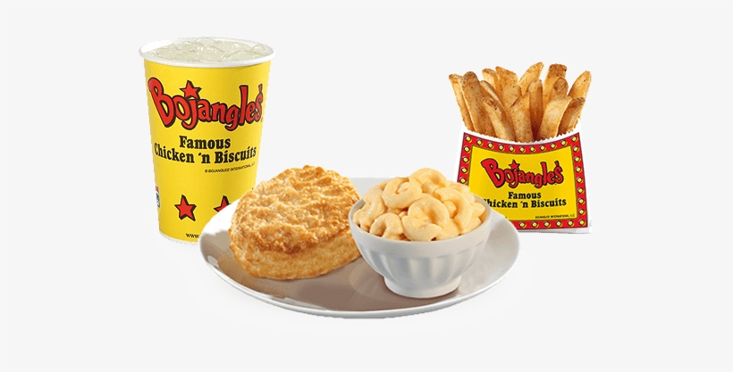 Mac N' Cheese Kid's Meal - Bojangles Chicken, transparent png #598446