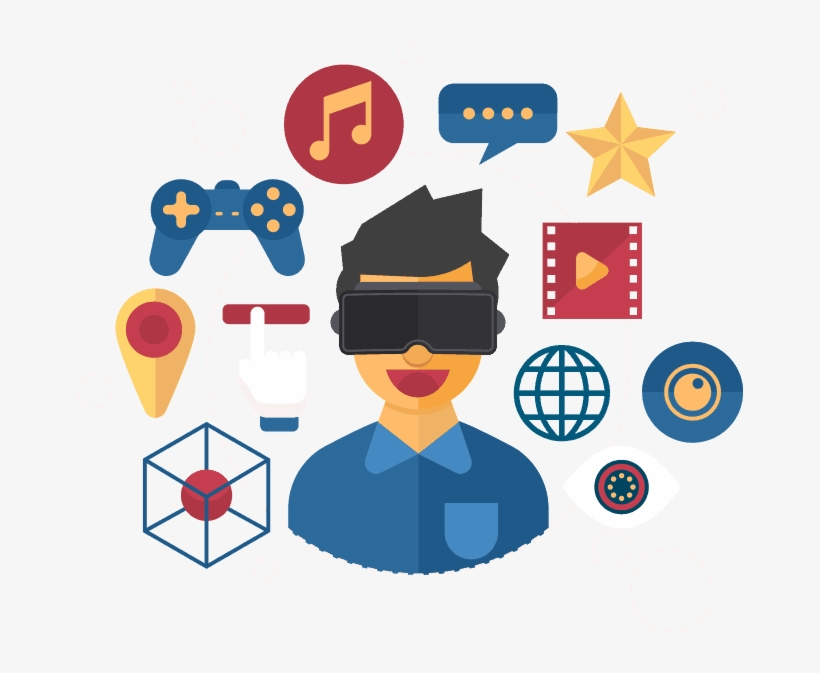 Virtual Reality Development Company - Industry Trade And Technology Review, transparent png #5923064