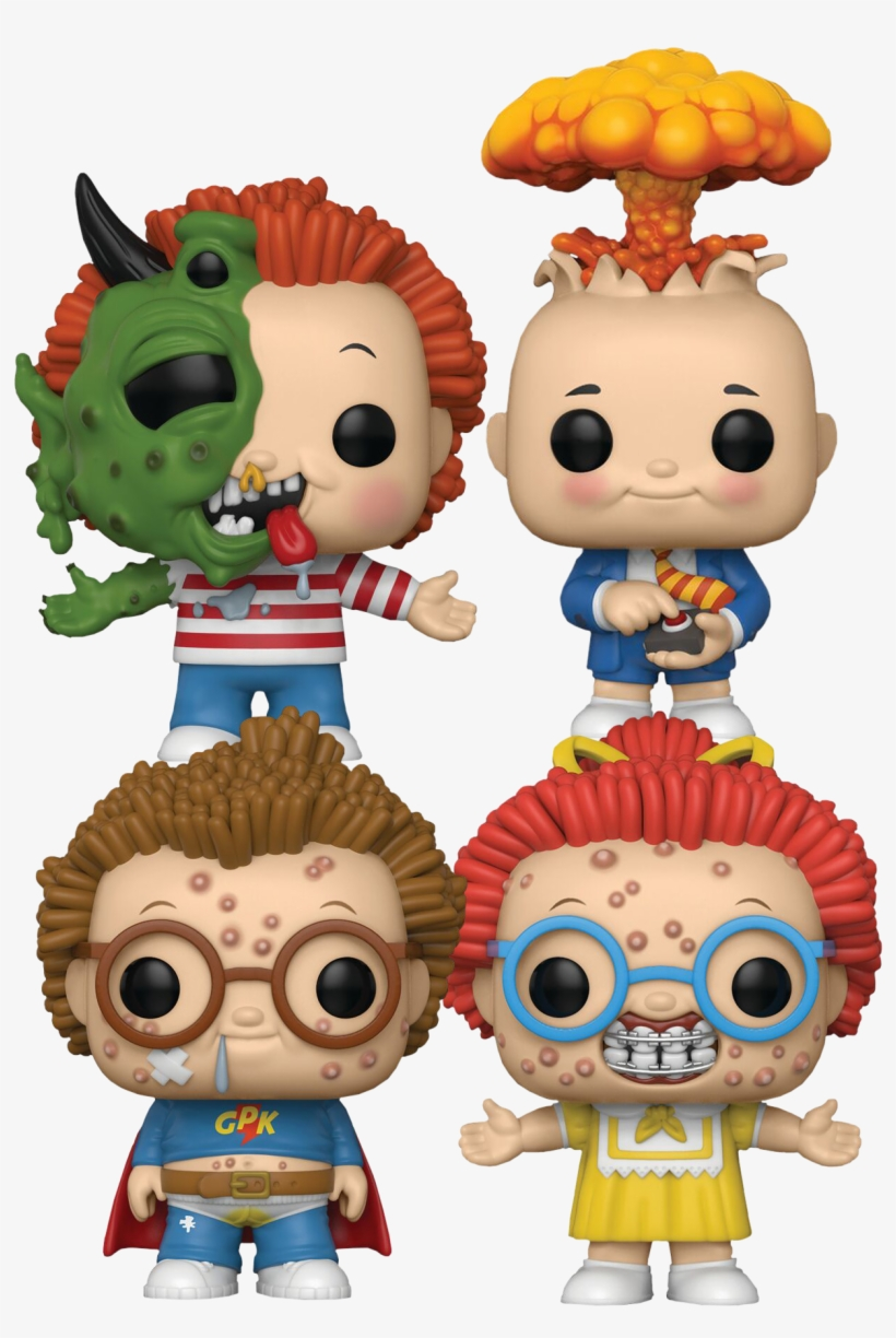 Garbage - Garbage Pail Kids Pop Vinyl, transparent png #5926870