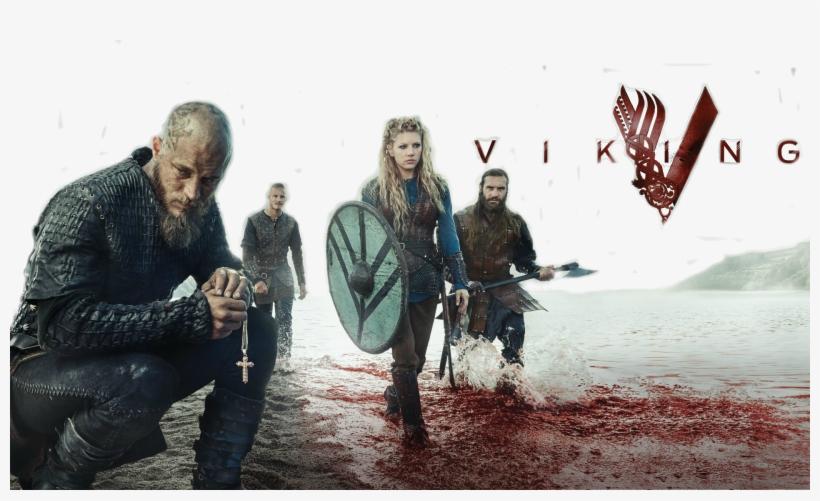 1-vikings - Vikings Season 5 Netflix - Free Transparent PNG
