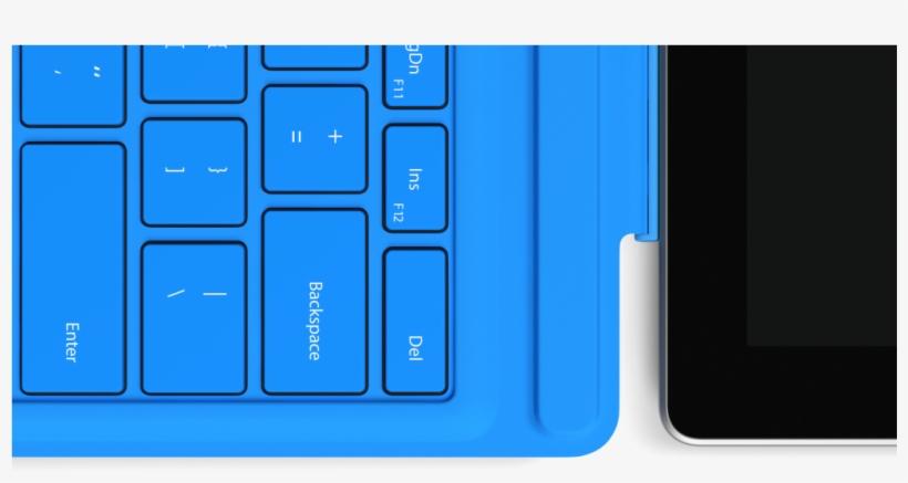 Surface Pro 4 Closeup - Surface Pro 4 Close Up, transparent png #5931726