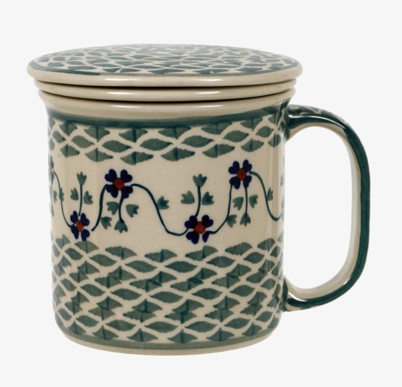 Tea Infuser Mug Set - Mug, transparent png #5935048