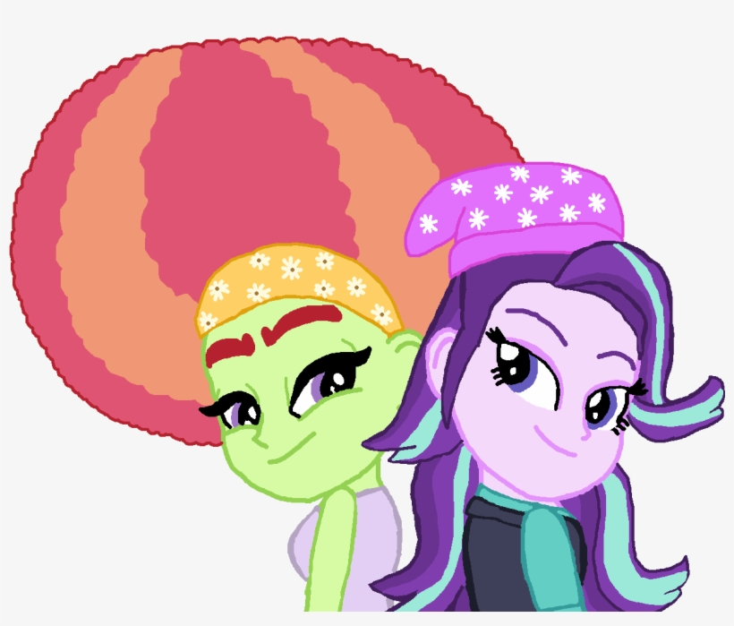 Afros Images Starlight Glimmer With Afro Tree Hugger My Little