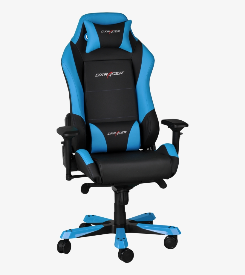 Scaun Gaming Rotativ Dxracer-oh/if11/nb - Dxracer Iron Gaming Chair, Seat Game Oh/is11/nb, transparent png #5945395