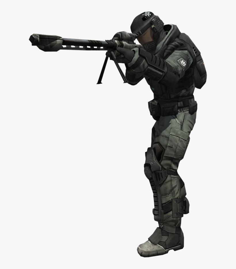 Eu - Pac - Battlefield 2142 Pac Soldier, transparent png #5945818