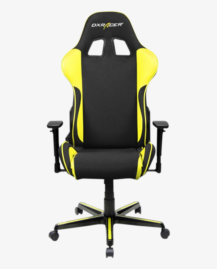 Dxracer Formula Fh11/ny Gaming Chair - Dxracer Oh/fh11/nw, transparent png #5946264