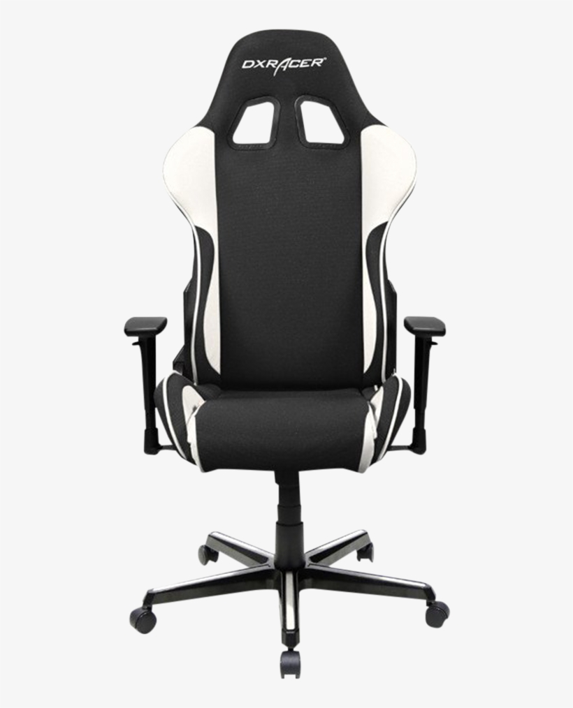 Dxracer Formula Fh11/nw Gaming Chair - Dxracer Formula F11 Nw, transparent png #5946712