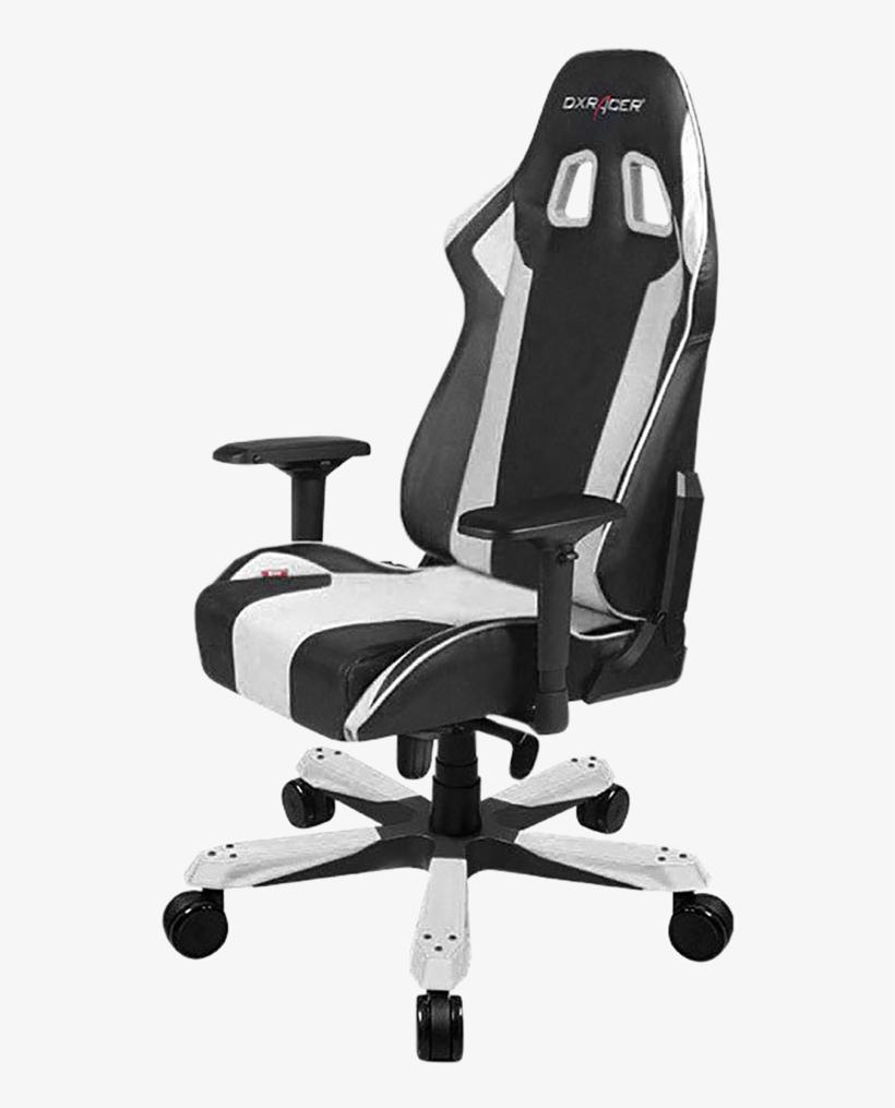 Dxracer King Ks06/nw Gaming Chair - Dxracer King Oh Ks06, transparent png #5946825