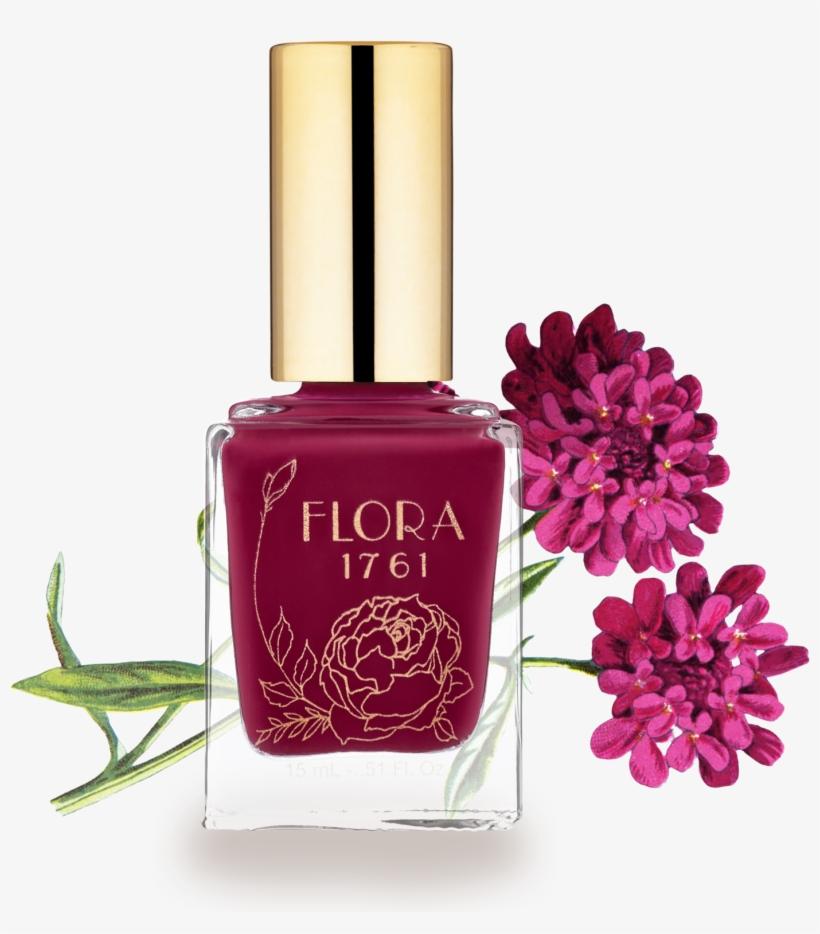 Nail Lacquer In Chrysanthemum - Nail Polish, transparent png #5958974