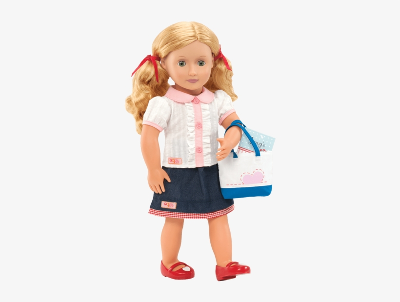 Our Generation Dolls - Our Generation Dolls Scientist Sia, transparent png #5968185