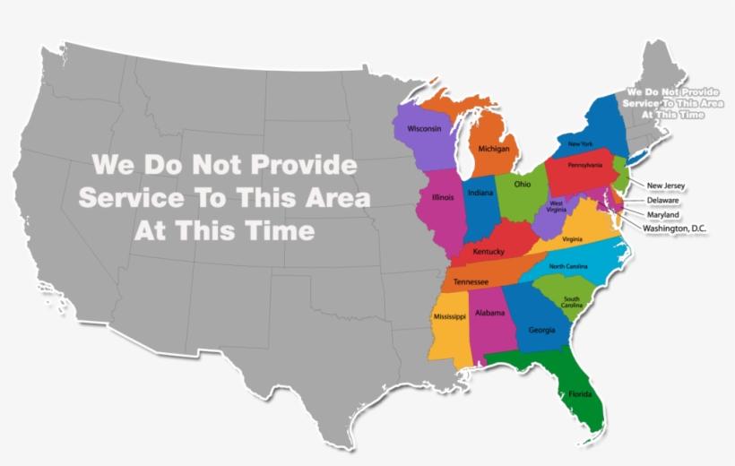 Fanatasy World Entertainment - High Resolution Us State Map - Free ...