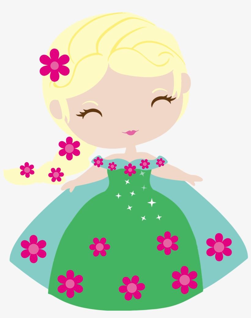 Frozen Fever Elsa - Anna Cute Frozen Fever, transparent png #5972113