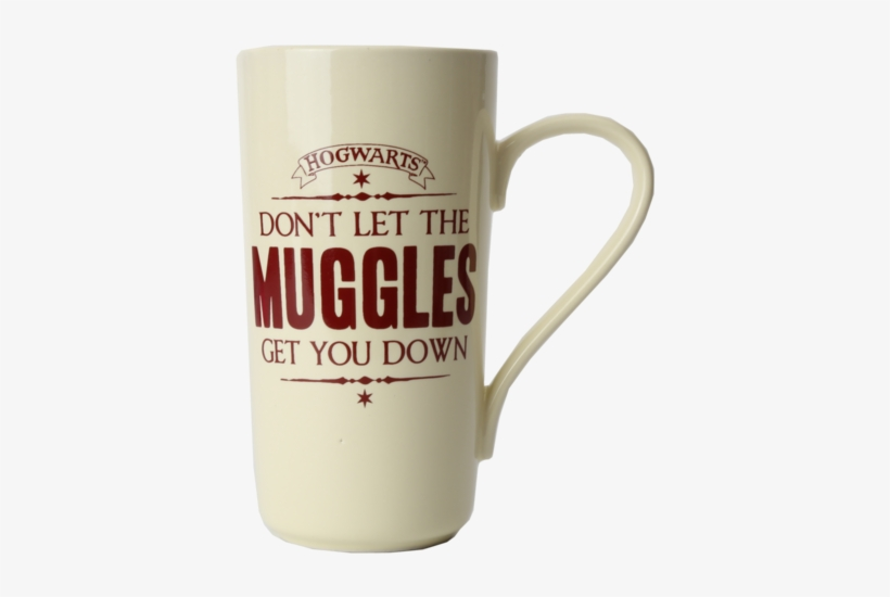 Harry Potter Don't Let The Muggles Get You Down Mug, transparent png #5978041