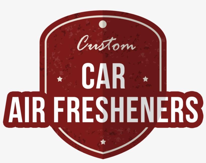 Custom Ar Air Fresheners - Car Air Fresheners Logo, transparent png #5981453