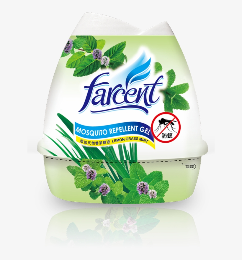 Mosquito Repellent Citronella Lemongrass Air Freshener - Air Freshener, transparent png #5982232