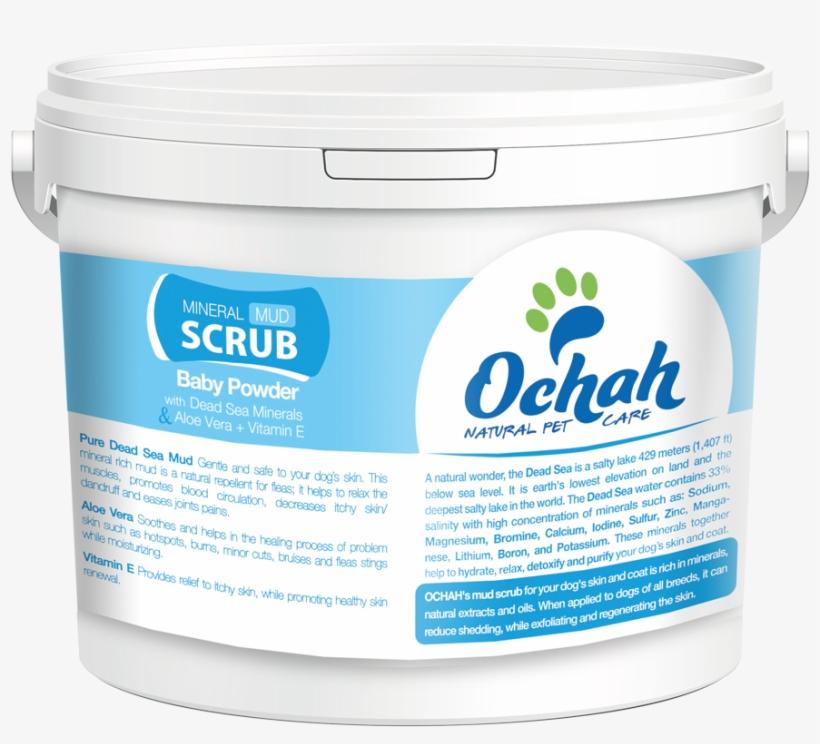 Natural Mineral Pet Shampoo - Ochah No Tears Mineral Shampoo For Cats (16.9 Oz), transparent png #5995892