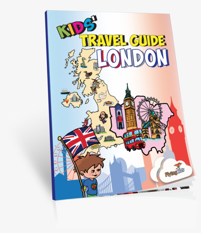 Kids' Travel Guide - Kids' Travel Guide - London: The Fun Way, transparent png #5998490