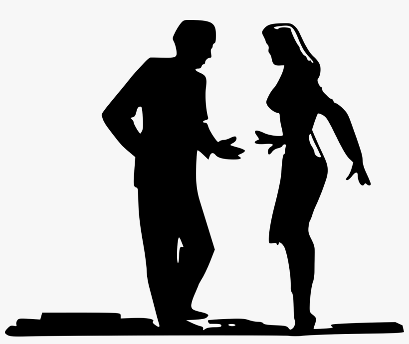 Download Png - Clip Art Man And Woman, transparent png #61623