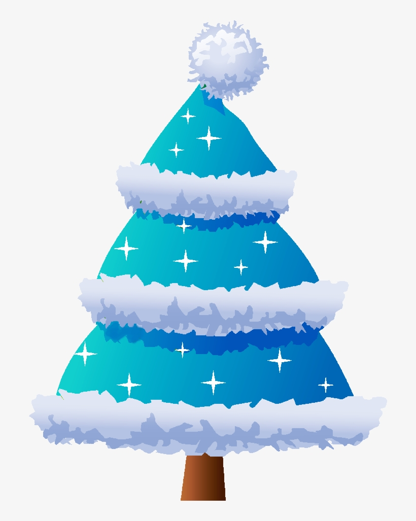 Download New Year Tree Clipart