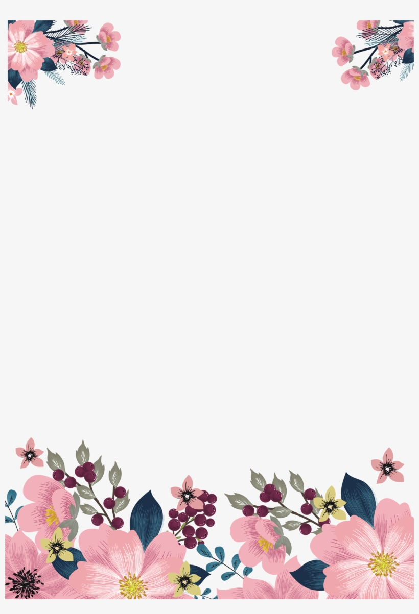Free Watercolor Flowers Png Download Free Watercolour Flower