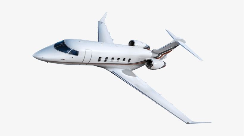 Bombardier Private Jet Plane - Bombardier Challenger 350 Png, transparent png #62982