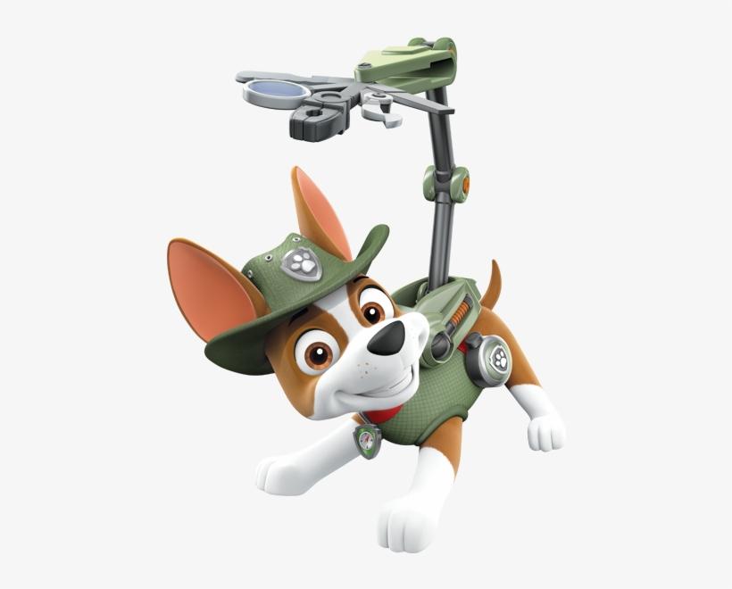 Трекер из щенячьего патруля картинка