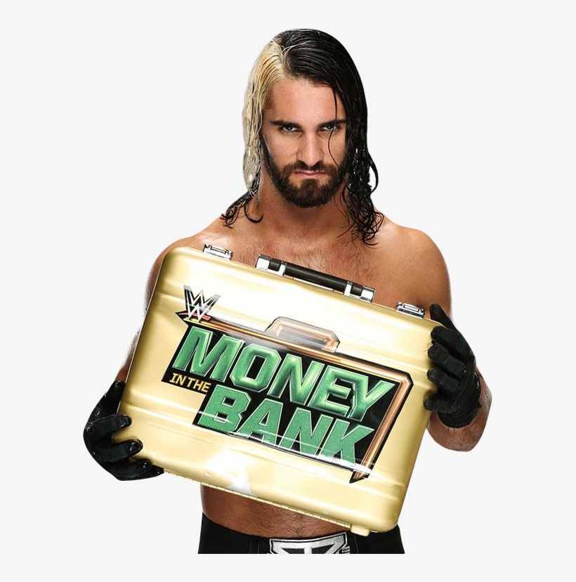 Seth Rollins Png Hd - Seth Rollins Png Money In The Bank, transparent png #63100