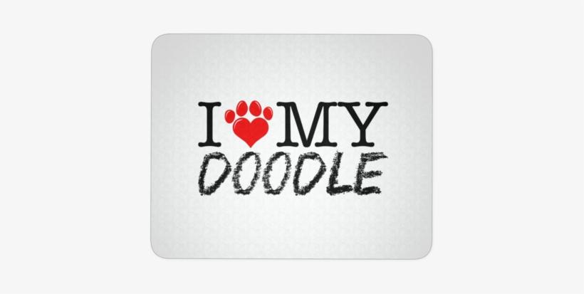 I Heart My Doodle Mouse Pad - Ilovemydaycarelogo Throw Blanket, transparent png #63362