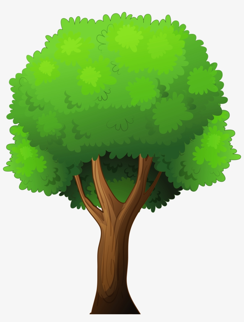 Trees transparent background. Tree png clip art