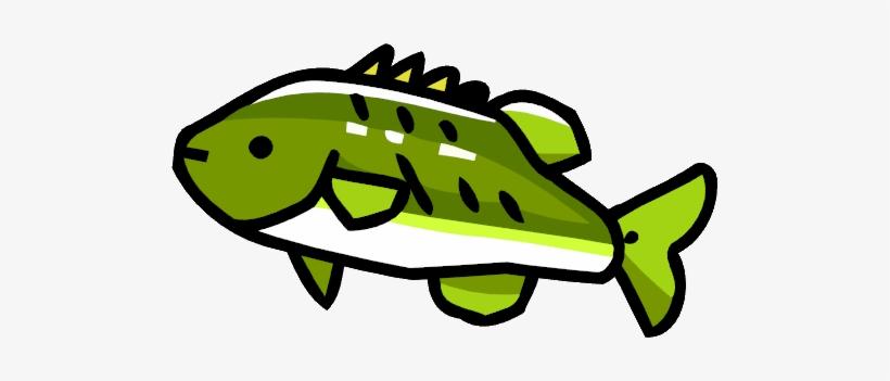 Bass Fish Png - Cartoon Bass Fish, transparent png #63530