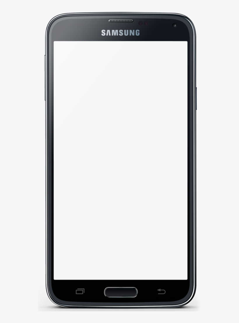 Smartphone Png Image Background - Mobile Frame Download Free, transparent png #63991