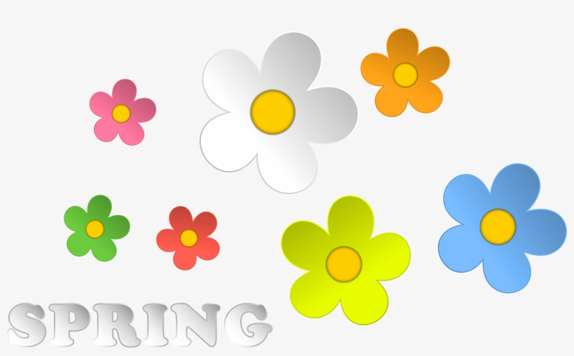 Spring And Flowers Decor Png Clipart Spring Flower Png Clipart