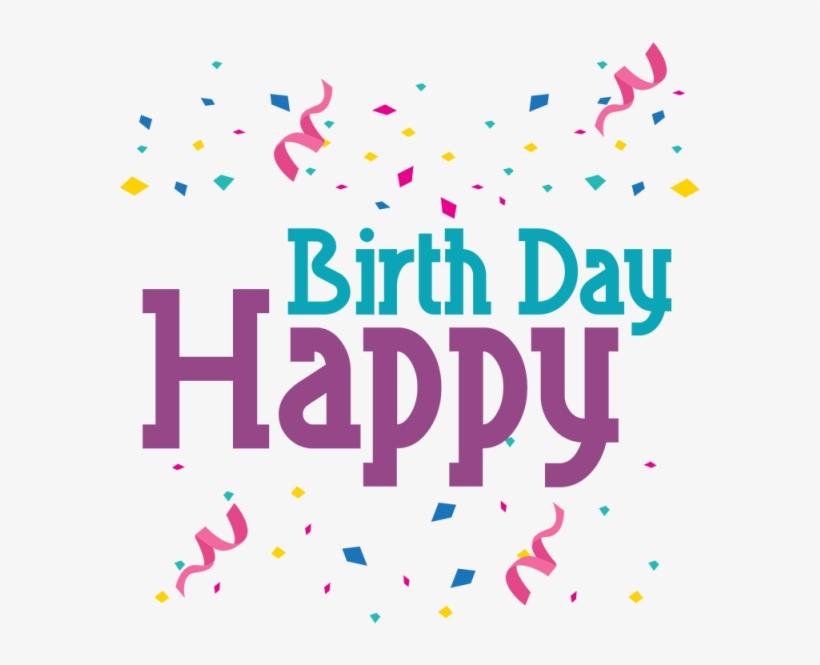 Feliz Cumpleaños Letra Png
