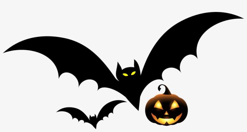 Halloween Bat Png - Halloween Png, transparent png #66387