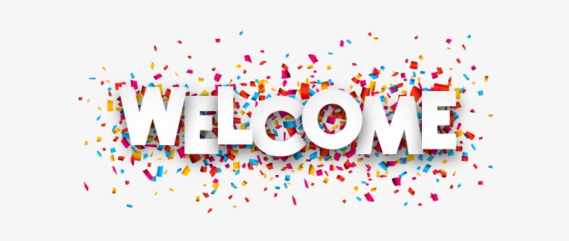 Updated Fall - Welcome To Our Community, transparent png #68699