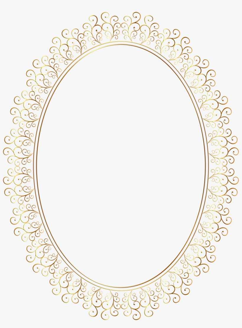 Transparent Background Oval Frame, transparent png #600701