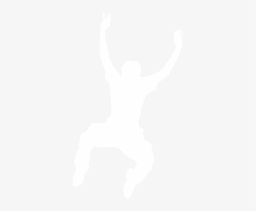Hip Hop Dance Png Black And White Transparent Hip Hop - White Silhouette Hip Hop, transparent png #603187