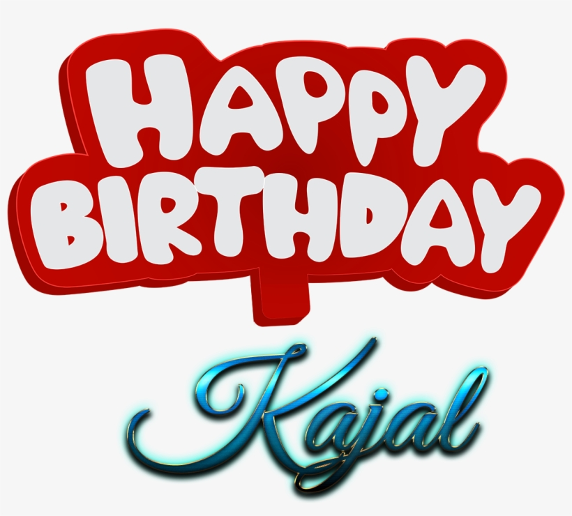 I Love You Kajal Name Wallpaper - Happy