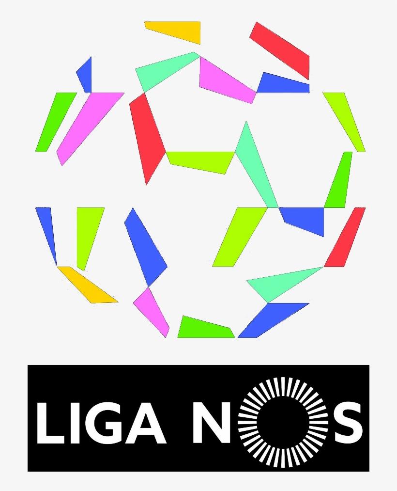 Liga Nos Black - Portugal Liga Nos Png - Free Transparent