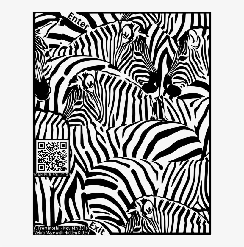 Image of: Background Zebra Color Printing Horse Animal Print Zebras Hidden Transparent Png 605162 Pngkey Zebra Color Printing Horse Animal Print Zebras Hidden Free
