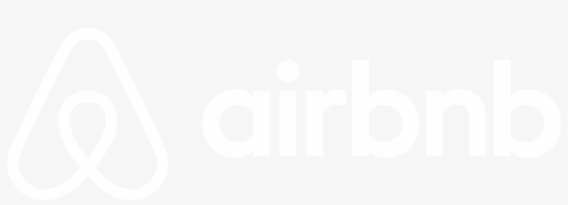 transparent background airbnb vector logo