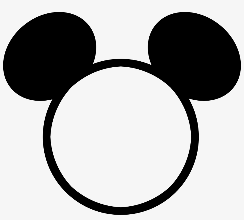 Mickey Mouse Png Head Mickey Mouse Head Png Free Transparent