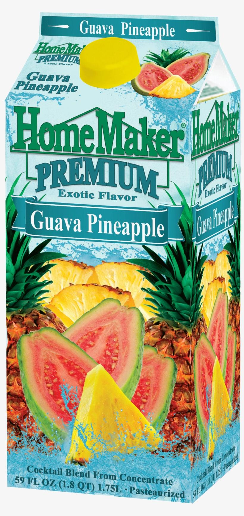 Passion Fruit And Guava Pineapple - Homemaker Orange Juice, 100% Florida, Original - 59, transparent png #609126