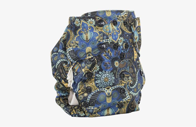 Smart Bottoms - Smart Bottoms 3.1 Smart One Aio One Size Organic Diaper, transparent png #609420