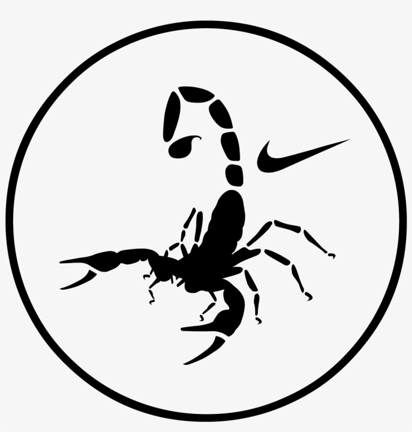 Oír de Girar Observar  Nike Football Scorpion Logo Vector Secret Tournament - Scorpion Nike - Free  Transparent PNG Download - PNGkey