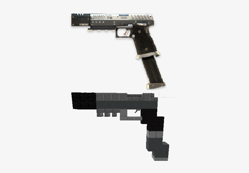 Titanfall Weapon Project Minecraft Project Png Titanfall - Airsoft Gun, transparent png #6003934