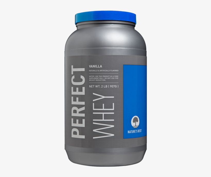 From The Manufacturer - Nature's Best Perfect Whey Protein Vanilla 2 Lbs, transparent png #6004282